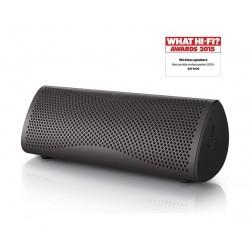 KEF Muo Wireless Bluetooth Speaker (MUO GUNMETAL UNI2) - Grey
