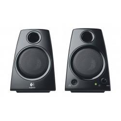 LOGITECH Z130 Speaker 2.0 System - Black