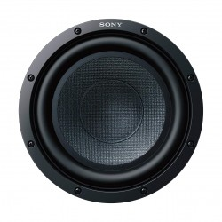 Sony GS Series 1800W 10-Inch SVC Subwoofer (XS-GSW101) - Black