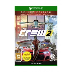 The Crew 2 Deluxe Edition PAL - Xbox One Game