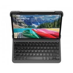 Logitech iPad Pro 12.9-inch Backlit Bluetooth Keyboard Case  - Graphite