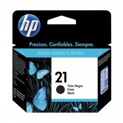 HP Ink 21 Black Ink