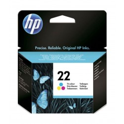 HP Ink 22 Tri Color Ink