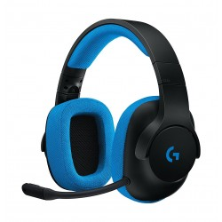 Logitech G233 Prodigy Wired Gaming Headset - Black/Blue