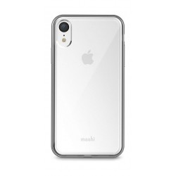 Moshi Vitros iPhone XR Back Case (99MO103202) - Jet Silver