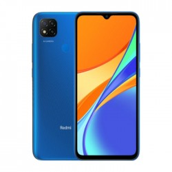 Xiaomi Redmi 9C 64GB Blue Phone in Kuwait | Buy Online – Xcite