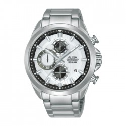 Alba 43mm Men's Chrono Watch (AM3787X1) in Kuwait   Buy Online – Xcite