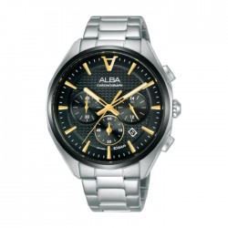 Alba 42mm Men's Chrono Watch (AT3G79X1)