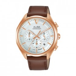 Alba 42mm Men's Chrono Watch (AT3G86X1)