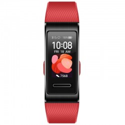 HUAWEI Band 4 Pro - Smart Band - Fitness Activity Tracker - Red
