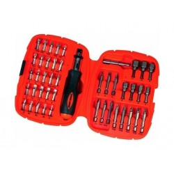 Black + Decker 45 Pieces Screwdriver Bit Set (A7039-XJ)