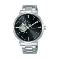 Alba 42mm Automatic Analog Gent's Metal Watch - A9A001X1