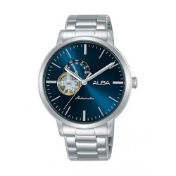 Alba 42mm Automatic Analog Gent's Metal Watch - A9A005X1