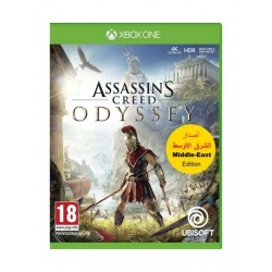 Assassin's Creed Odyssey Arabic Edition - Xbox One Game
