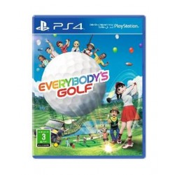 Everybodys Golf Standard Edition - Playstation 4 Game 3