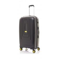 American Tourister Lightrax Spinner 55 CM (AD8X09001X) - Black