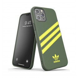 Adidas Originals iPhone 12 Pro Max Shockproof Protective Back Case - Wild Pine