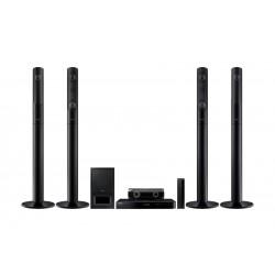Samsung 1000W 5.1Ch 3D Blu-Ray Smart Home Entertainment System (HT-J5550WK) - Black