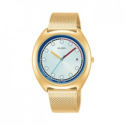 ALBA Quartz Analog Casual 36mm Unisex Watch - AG8K44X1