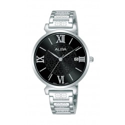 Alba 34mm Ladies Analog Metal Fashion Watch - AG8K75X1