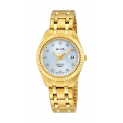 Alba Ladies Watch Metal Strap AH7F96X1
