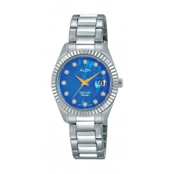 Alba AH7M59X1 Ladies Fashion Analog Watch Metal Strap