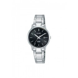 Alba 28mm Analog Ladies Metal Watch (AH7R53X1) - Silver