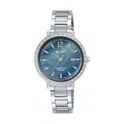 Alba 30mm Ladies Analog Fashion Metal Watch - (AH7S09X1)