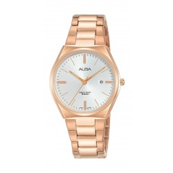Alba 30mm Ladies Analog Casual Metal Watch - (AH7S36X1)
