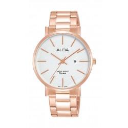 Alba 34mm Ladies Analog Casual Metal Watch - (AH7T58X1)