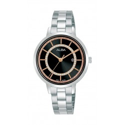 Alba 32mm Ladies Analog Fashion Metal Watch - (AH7T95X1)