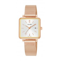Alba 26mm Ladies Analog Metal Watch - (AH7U20X1)