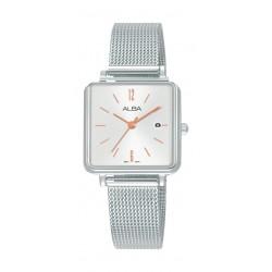 Alba 26mm Ladies Analog Metal Watch - (AH7U25X1)