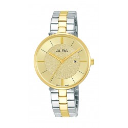 Alba 32mm Ladies Analog Fashion Metal Watch - (AH7U36X1)