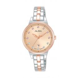 Alba 30mm Ladies Analog Fashion Metal Watch - (AH7U44X1)