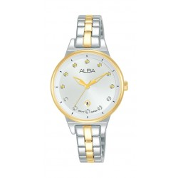Alba 30mm Ladies Analog Fashion Metal Watch - (AH7U46X1)
