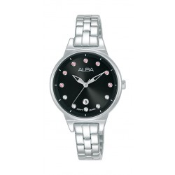 Alba 30mm Ladies Analog Fashion Metal Watch - (AH7U47X1)