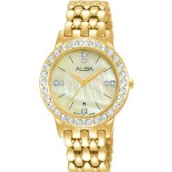 Alba 30mm Ladies Analog Fashion Metal Watch - (AH7U74X1)