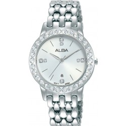 Alba 30mm Ladies Analog Fashion Metal Watch - (AH7U81X1)