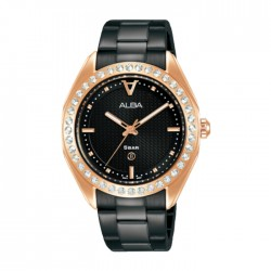Alba 36mm Women's Analog Watch (AH7V30X1) in Kuwait | Buy Online – Xcite