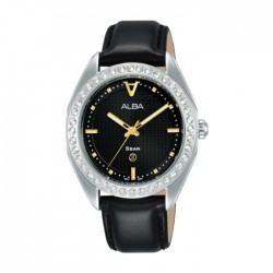 Alba 36mm Women's Analog Watch (AH7V41X1) in Kuwait | Buy Online – Xcite