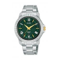 Alba Prestige 36mm Ladies Analog Fashion Metal Watch - AH7V71X1