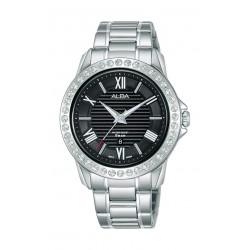 Alba Prestige 36mm Ladies Analog Fashion Metal Watch - AH7V73X1