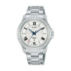 Alba Prestige 36mm Ladies Analog Fashion Metal Watch - AH7V75X1