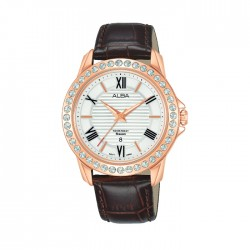 ALBA Quartz Analog Fashion 36mm Ladies Watch - AH7V78X1