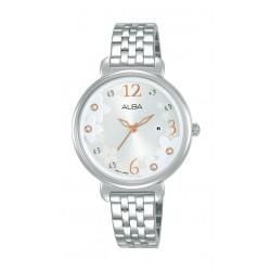 Alba Ladies 32mm Analog Fashion Metal Watch - AH7V99X1