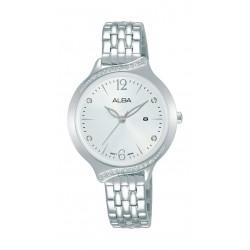 Alba 32mm Ladies Metal Analog Fashion Watch - AH7W15X1