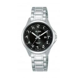 Alba 31mm Ladies Analog Metal Watch Arabic Index - (AH7W57X1)