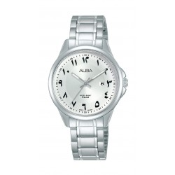 Alba 31mm Ladies Analog Metal Watch Arabic Index - (AH7W59X1)