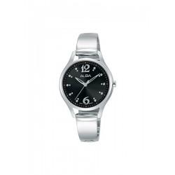 Alba 30mm Analog Ladies Metal Watch (AH8517X1) - Silver
